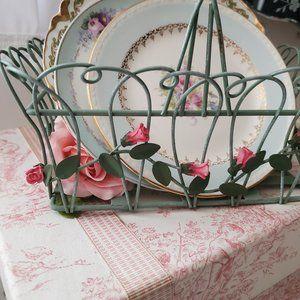 Basket of Plates